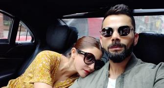 These Virat-Anushka pictures will melt your heart!