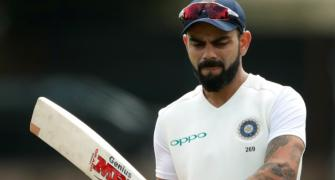 England won't bully 'much-improved' Kohli