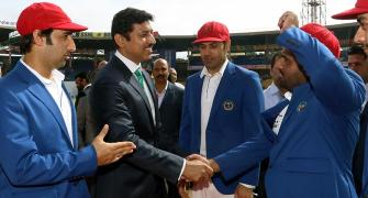 Afghanistan appeals to other Test cricketing nations for more cricket