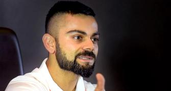 India perfectly placed for success in England, says Kohli