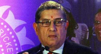 Vengsarkar is lying, says former BCCI chief Srinivasan