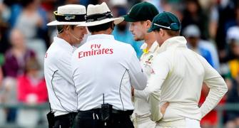 Will CA make ball-tampering report public?
