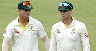 Umpire Harper warned about Smith, Warner in 2016