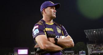 KKR taking one game at a time, says coach Kalllis