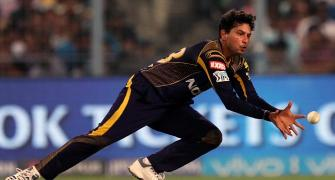 Why Kuldeep has been left out of KKR's last two matches