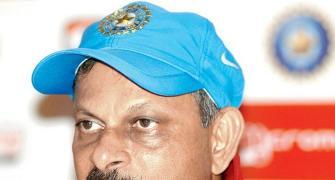 Rajput joins race for India head coach's job