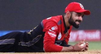Fancied Royal Challengers pay price for brittle middle order