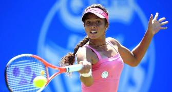 Ankita bows out of Wimbledon Qualifiers