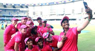Women's IPL games to grab maximum eyeballs.