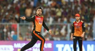 'Rashid Khan is up there with top spinners in game'