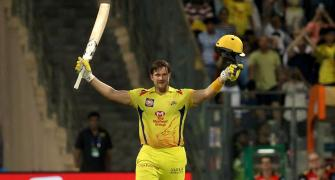 PHOTOS: Watson's century powers CSK to third IPL title