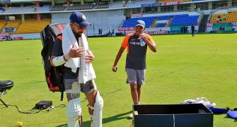 Warm-up: Opening gambit on focus as India meet NZ