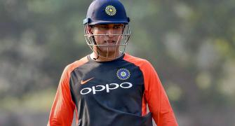 Will India include Dhoni in training post lockdown?