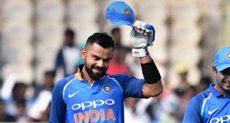 Kohli named Wisden Almanack's cricketer of the 2010s