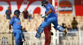 How dominant India brought Windies back to earth