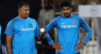 'India players should start training at local grounds'