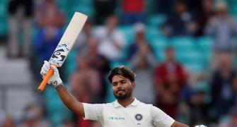 PHOTOS: Rahul, Pant heroics in vain as England complete series rout