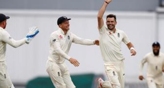 McGrath hails Anderson after landmark wicket