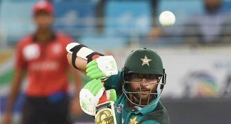 Asia Cup: Usman helps Pakistan bundle out Hong Kong for 116