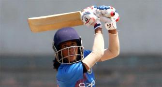 ICC T20I rankings: Big gains for Harmanpreet, Jemimah