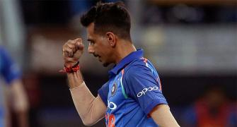His big heart is Chahal's biggest asset
