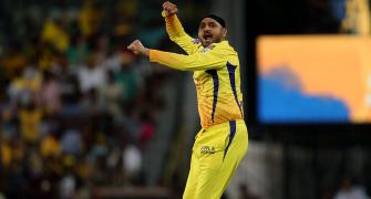 The secret of Harbhajan's success with the ball in IPL