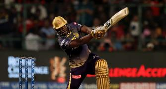 Will it be Andre Russell's night again?