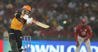 Turning Point: Punjab kept Warner on a tight leash
