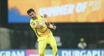 Turning Point: Chahar checks KKR with early wickets
