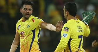 After Dhoni, Chahar criticises Chepauk pitch