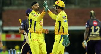 Don't think Dhoni will play for India again: Harbhajan