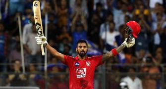 Rahul cracks IPL ton to boost World Cup hopes