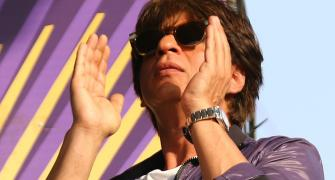 PIX: Gloom for SRK at Eden as KKR lose again