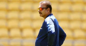 Endeavour is to facilitate smooth transition: Shastri