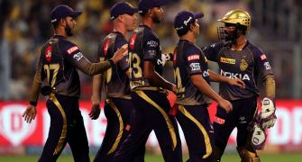 IPL: Can KKR end losing run against Sunrisers?
