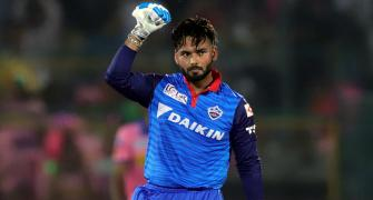Watch out for Rishabh Pant, folks!