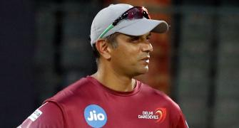 There'll be sense of fear when sport resumes: Dravid