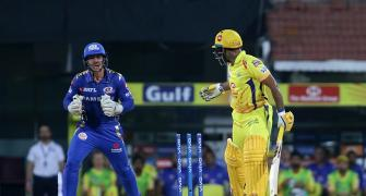 Chennai done in by no show in Powerplay