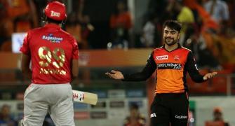 Turning Point: Rashid turns it for SRH after Warner blitz