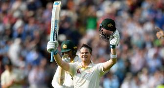 Redemption for Smith, replaces Kohli as No.1 in Tests