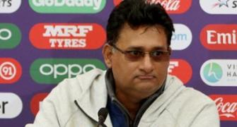India manager set to be reprimanded for 'misbehaviour'
