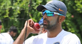 Gavaskar 'astonished' at Ashwin's exclusion