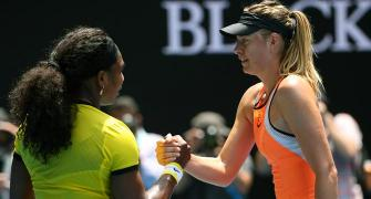 Serena and Sharapova clash in US Open first round