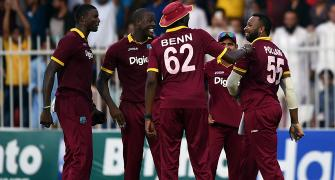 'Underdogs' West Indies ready for Indian challenge