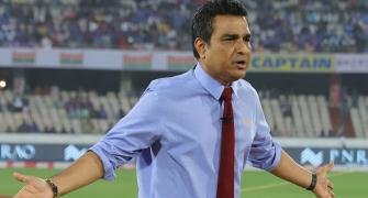 Manjrekar axed from BCCI's commentary panel