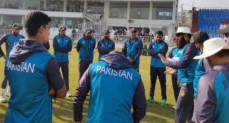 Pakistan players to be tested twice for coronavirus