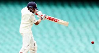 Injury scare for Prithvi during Ranji match