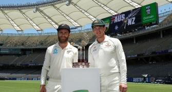 Aus unchanged for first Test against New Zealand