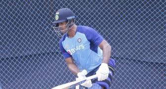 1st ODI: Rain could play dampener in Chennai