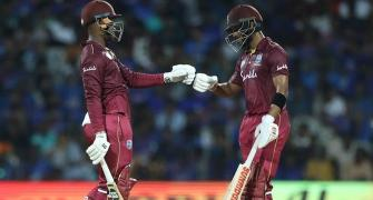 Watch out for West Indies' intimidating batting depth